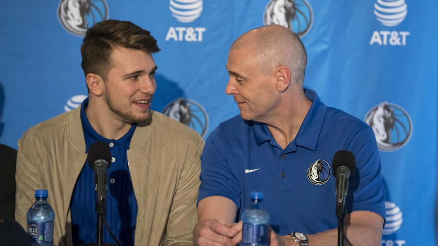 07b83c5402c Report  Mavericks will hold Luka Doncic out of NBA Summer League ...