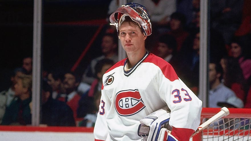 The Nhl S Top 25 Goalies Of All Time Yardbarker