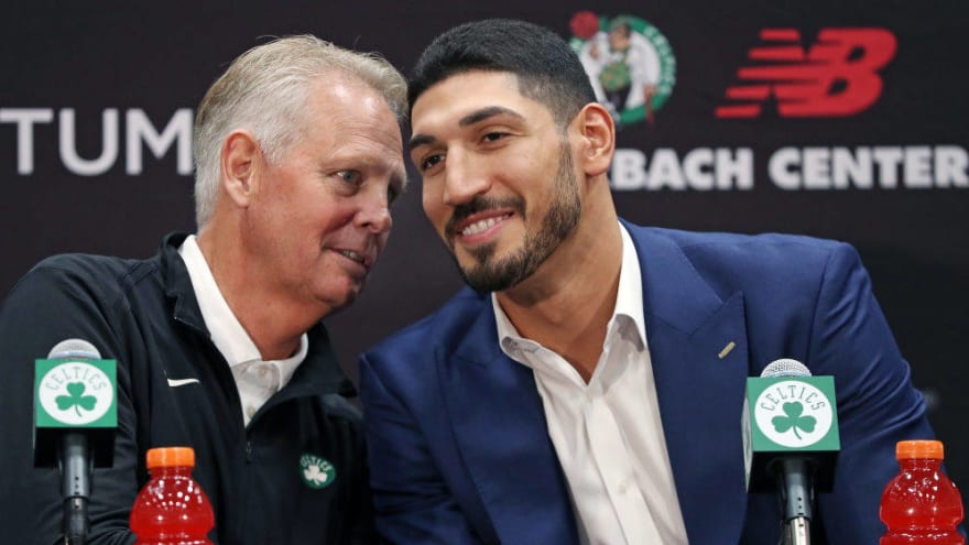 Enes Kanter: Knicks' ownership a deterrent for free agents