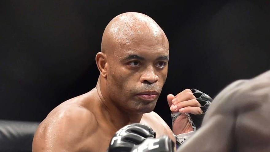 Anderson Silva says he has no plans to retire despite knee injury