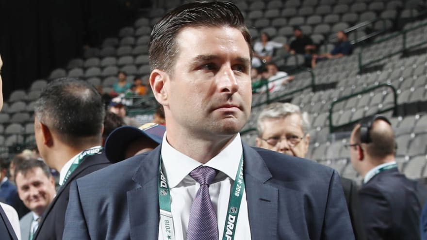 Rangers don't allow Wild to interview Chris Drury for GM role