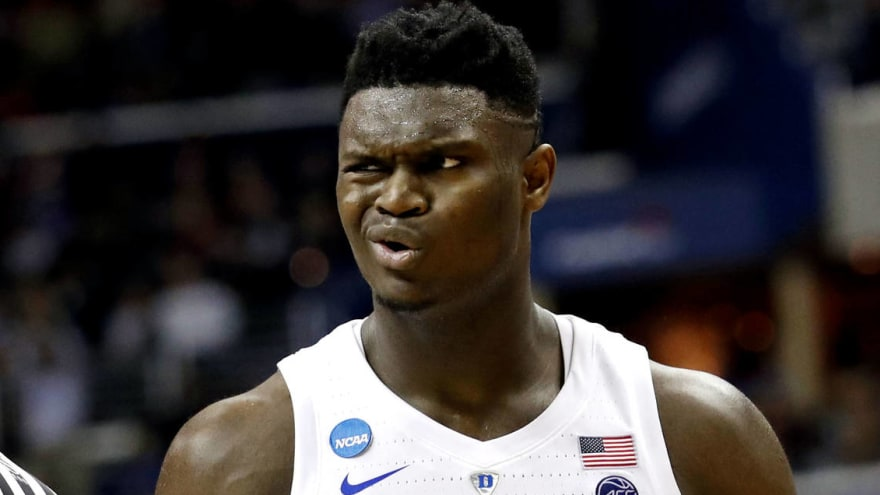 David Griffin disputes notion Zion Williamson doesn't want to join Pelicans