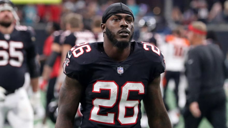 RB-needy Eagles reportedly pursued Tevin Coleman in free agency