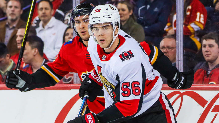 Senators GM says he could be looking to move up in NHL Draft
