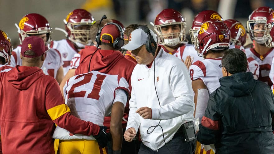USC working to name Todd Orlando DC, likely to keep Graham Harrell