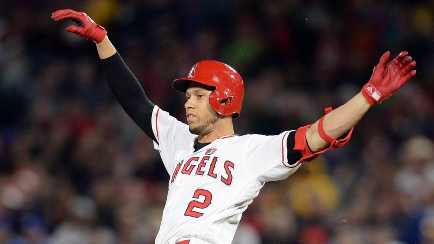 Andrelton Simmons will not need surgery on injured ankle