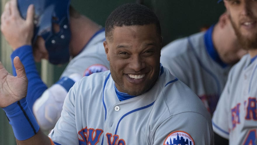 Robinson Cano hits his fastest double in three years after getting benched for lack of hustle