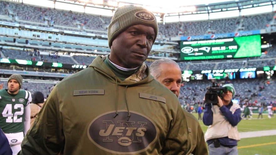 Report: Jets' coaching search began during team's bye week