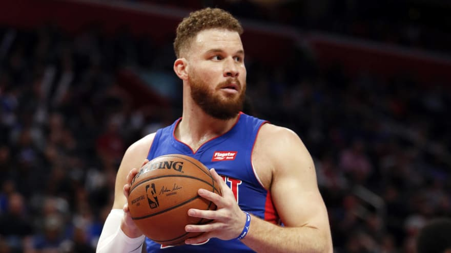Blake Griffin had great show of respect to media after season ended