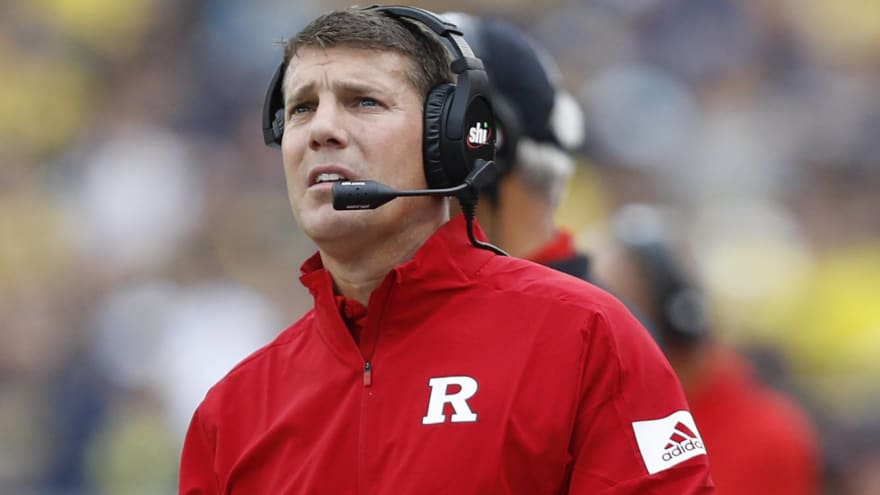 Former Rutgers HC Chris Ash working with Texas ahead of Oklahoma game