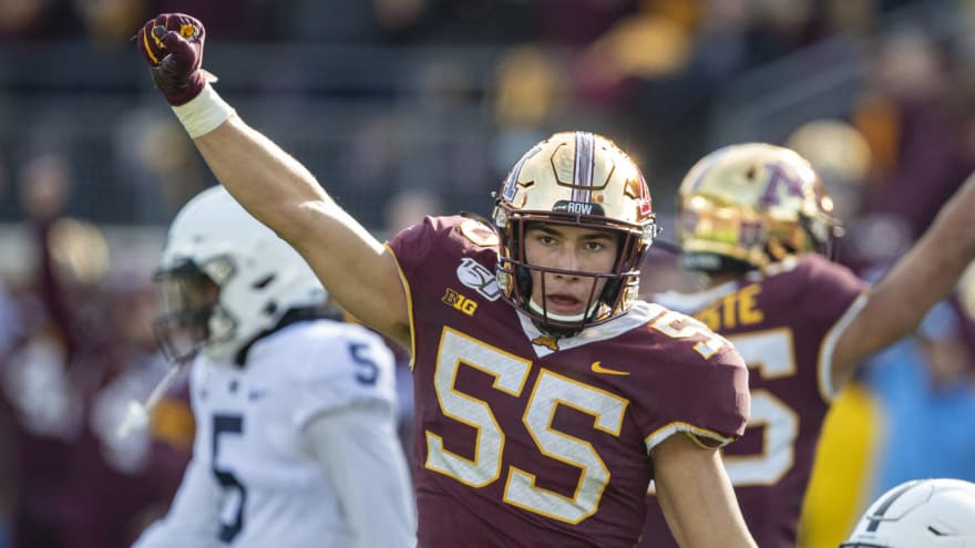 Sports world reacts to No. 17 Minnesota's stunning upset over No. 4 Penn State
