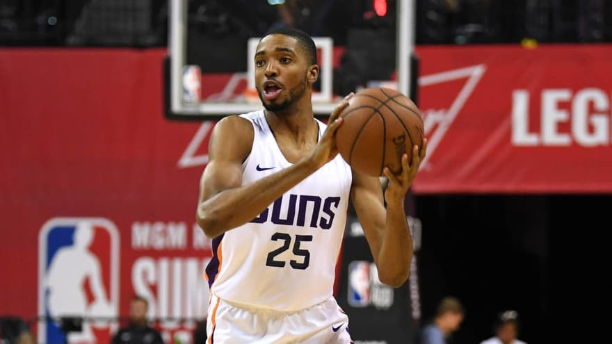 online retailer c2dc3 311a7 What will rookie Mikal Bridges' role be for the Suns ...