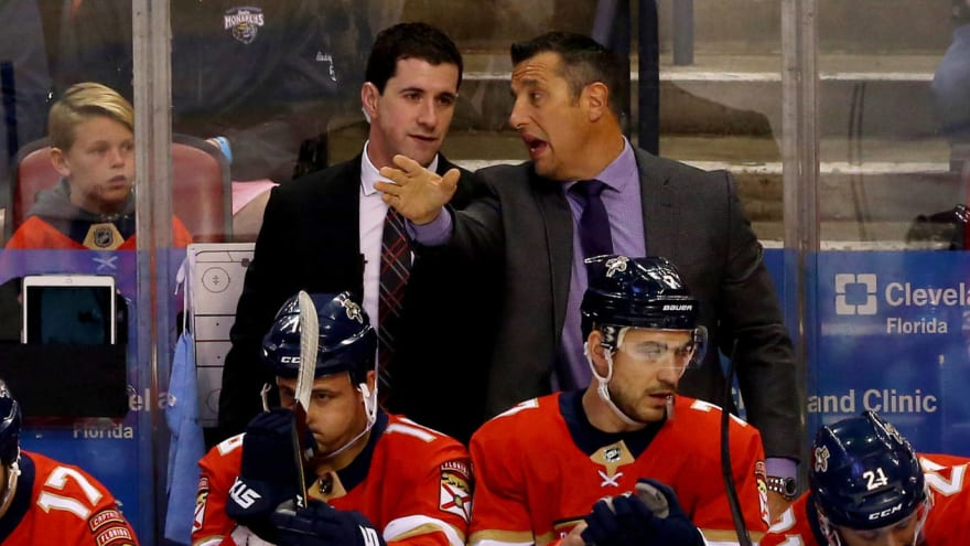 Maple Leafs hire Paul McFarland as assistant coach