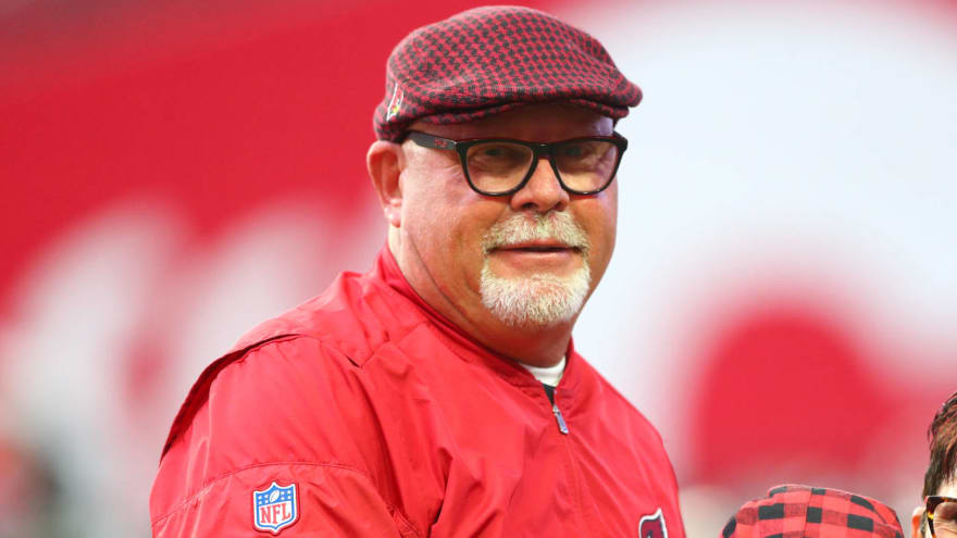 Bruce Arians to become Buccaneers' head coach