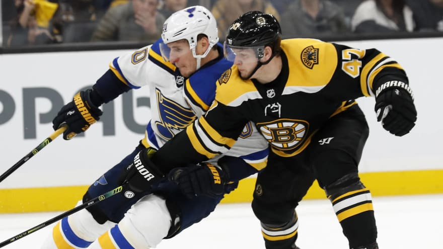 Torey Krug's trip to injured reserve is reflection of Bruins' injury situation, not severity of Krug's injury