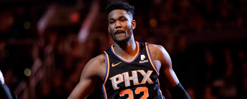 Deandre Ayton does not speak with media after Suns loss dd0f1054f