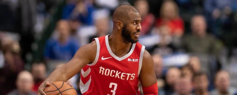 f0ae57159042 Chris Paul out for  some time  with hamstring injury