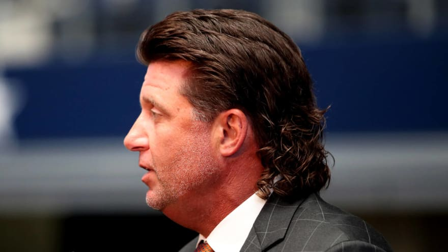 Mike Gundy was furious over conference call question about haircut