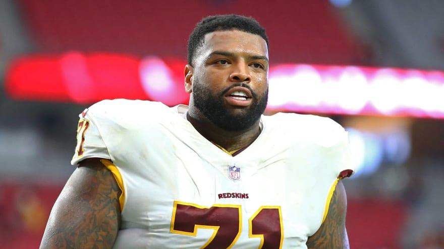 Redskins insist they aren't trading Trent Williams despite rumors