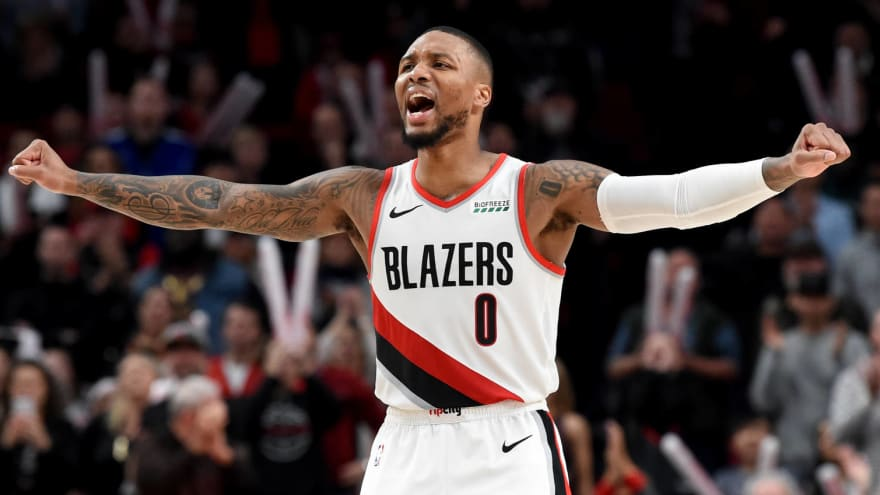 Superstar Lillard's prime wasted by Trail Blazers. Here's what they must do.