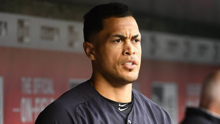 Yankees place Giancarlo Stanton on injured list due to left calf tightness