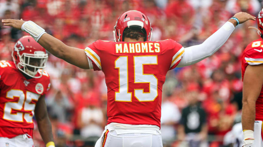 Week 4 Nfl Mismatches Why Chiefs Patrick Mahomes Could