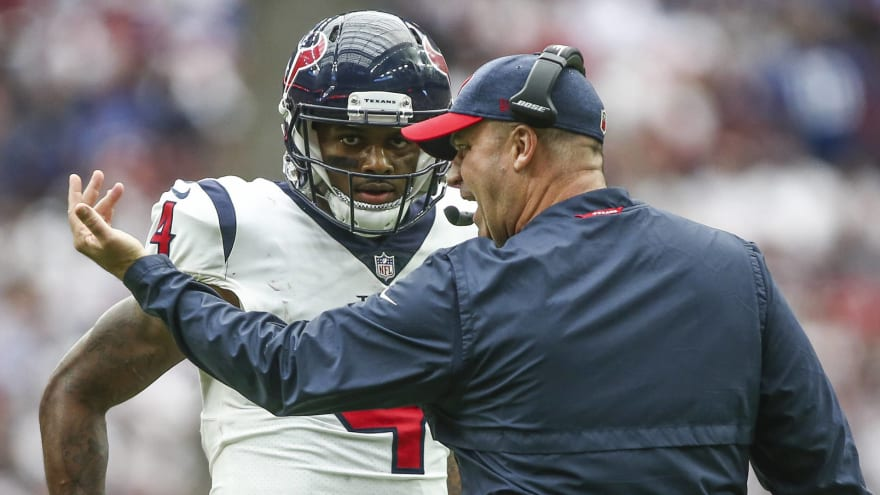 Texans' trades feel panicky rather than prudent