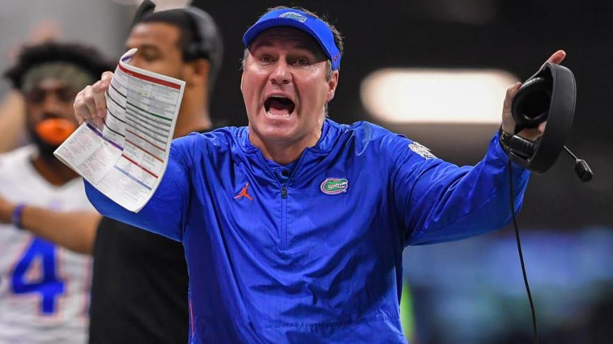Coach Dan Mullen dismisses 'rivalry' talk between Florida and UCF