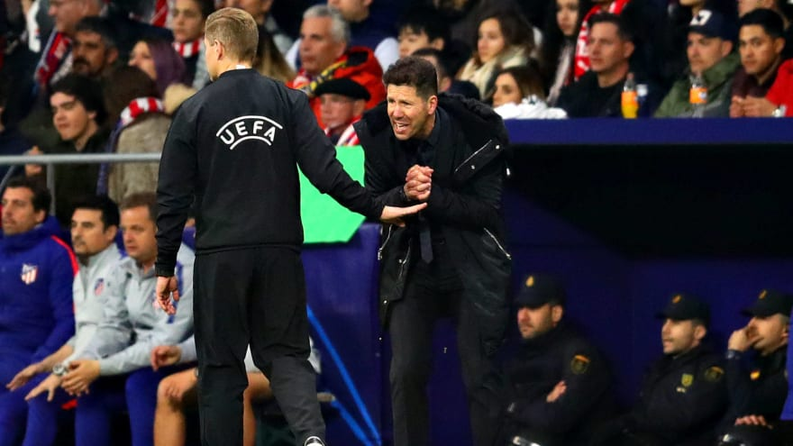 Keeping matches ugly is just how Atletico Madrid likes it