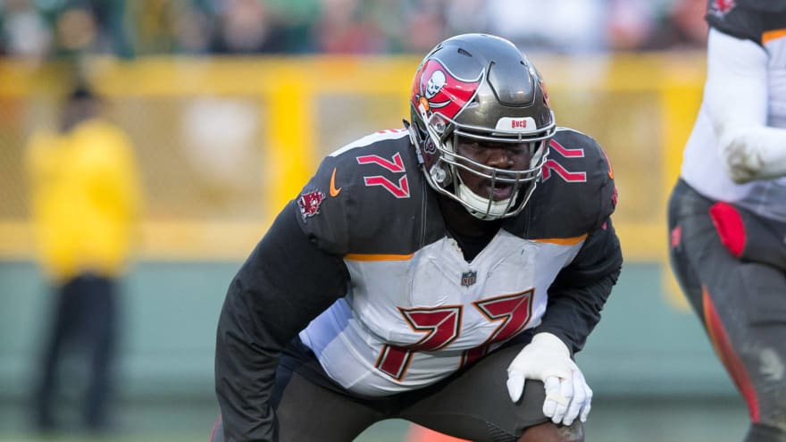 san francisco 2bfb2 4dcc9 Buccaneers to waive offensive lineman Caleb Benenoch ...