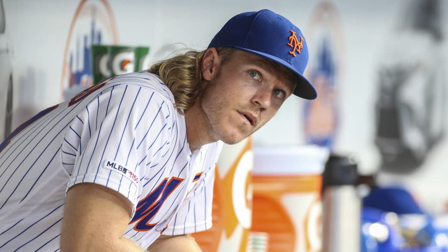 Mets' asking price for Noah Syndergaard is 'a few arms and a leg'