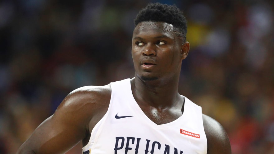 Michael Avenatti alleges Nike approved payments for Zion Williamson