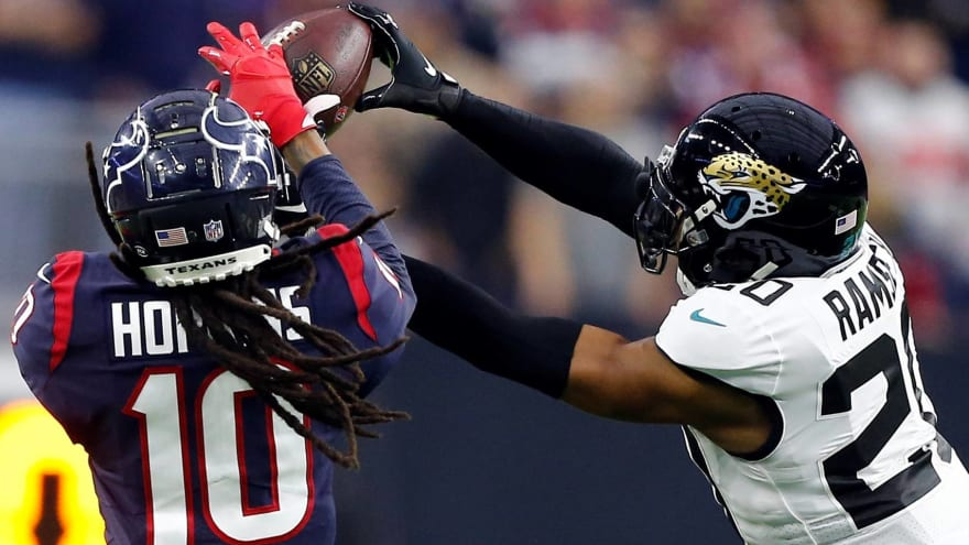Why star NFL wide receivers are cashing in — and elite cornerbacks are not