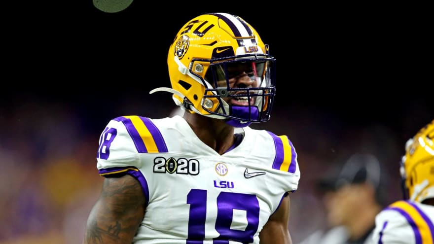 LSU star OLB K'Lavon Chaisson declares for 2020 NFL Draft