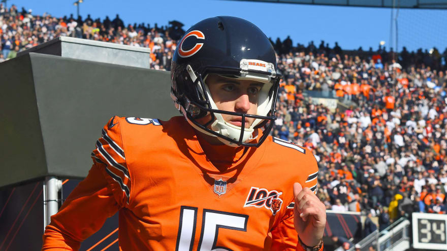 Chicago mayor calls out embattled Bears K Eddy Pineiro: 'Find your leg again'