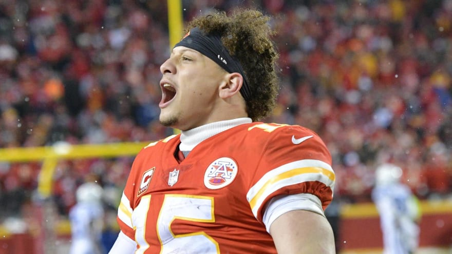 Report: Patrick Mahomes could land $45 million per year