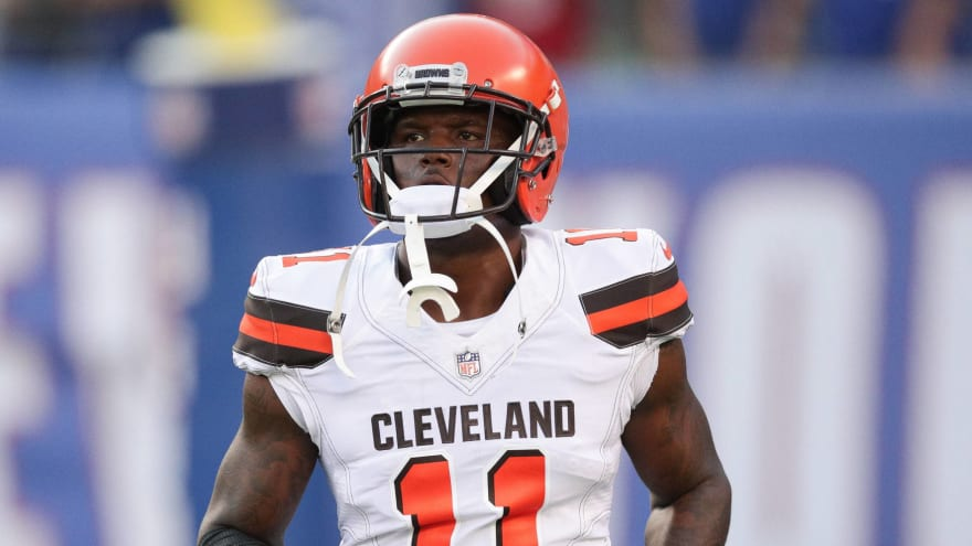 cheaper 88761 9f0e3 Browns' Callaway suspended four games for drug policy ...