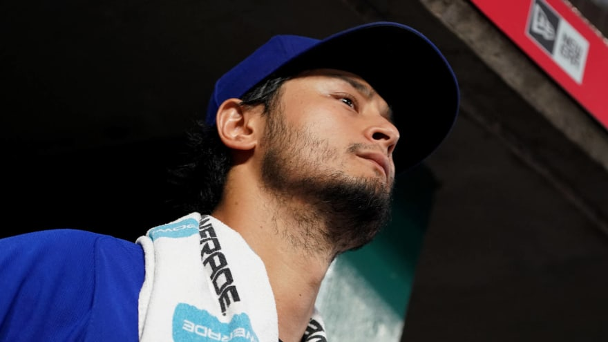 Yu Darvish wonders if Astros could have been stealing signs on the road