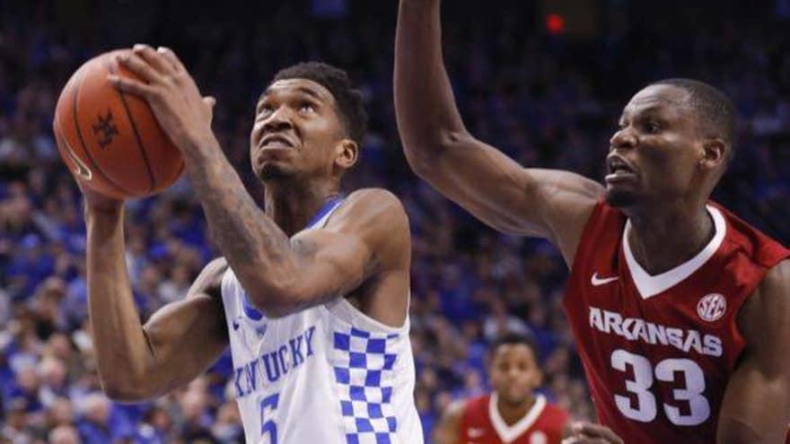 WATCH: MBB: Kentucky 83, Tennessee 58