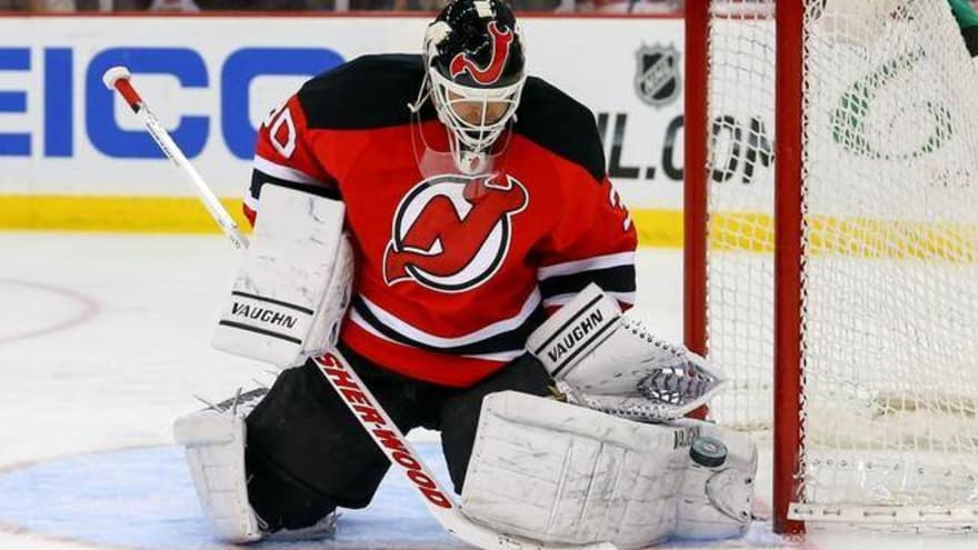 cheap for discount cb2d5 1a7dd Blues appoint Martin Brodeur as Assistant GM for 3 years ...