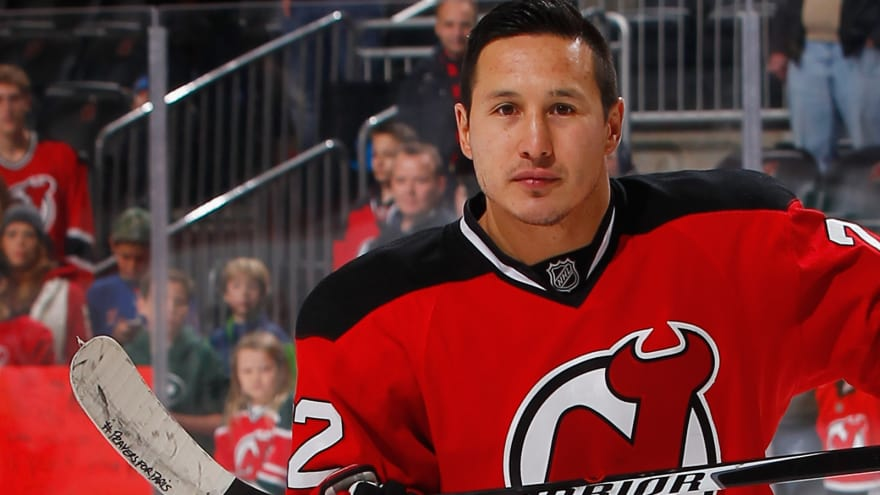 huge selection of 0e756 ee975 WATCH: Jordin Tootoo lays knockout punch on Brad Malone ...