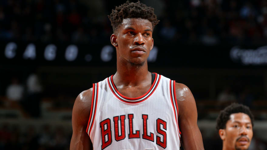 Bulls reporter: Jimmy Butler has 'colossal ego'