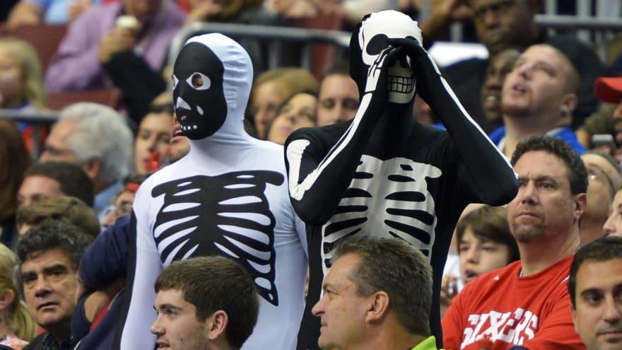 Scariest Sports Fan Halloween Costumes Yardbarker