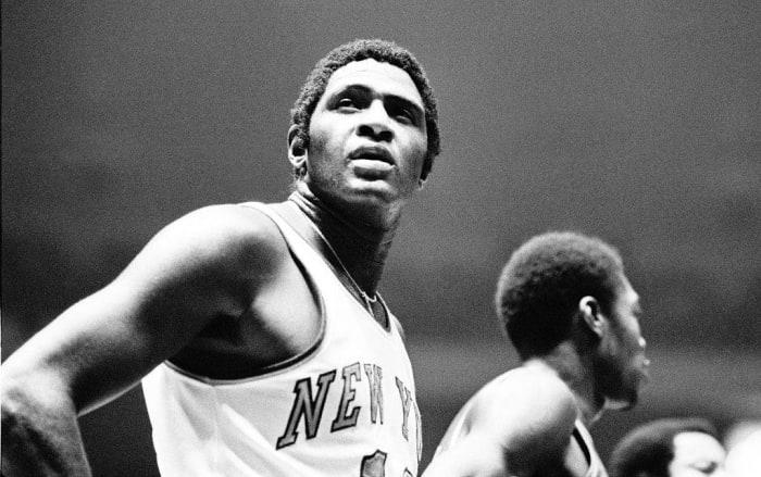 1970: First NBA MVP Sweep: Willis Reed