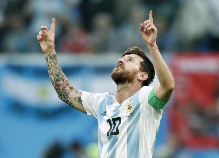 Lionel Messi, Soccer ($104M)