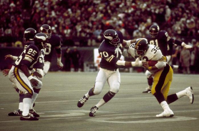 Super Bowl IX: Steelers vs. Vikings