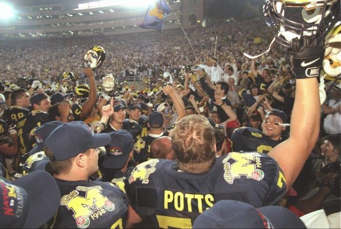 Michigan Wolverines, 1997