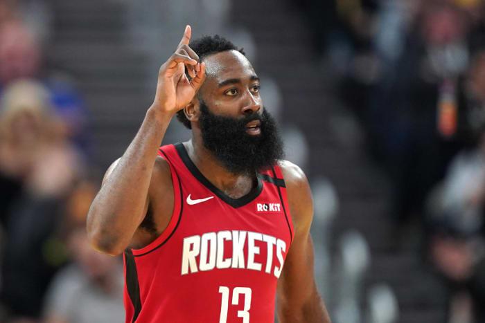 James Harden, Basketball ($54M)