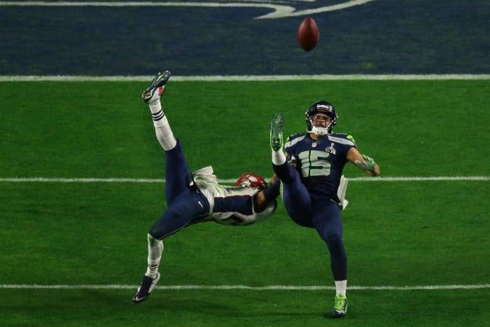 Circus catch nearly saves Seahawks