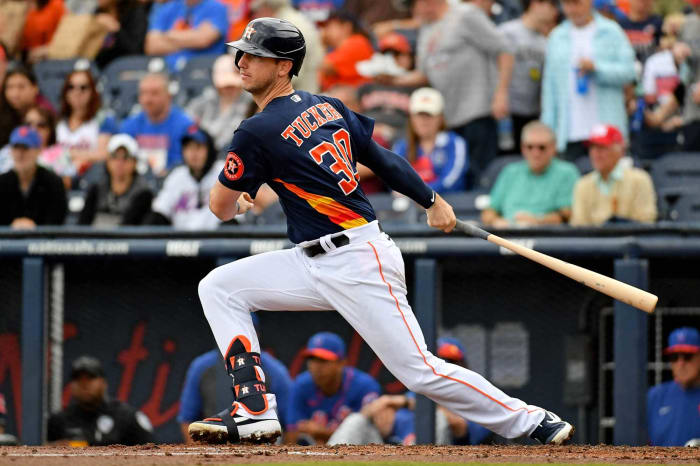 Houston Astros: Kyle Tucker, OF